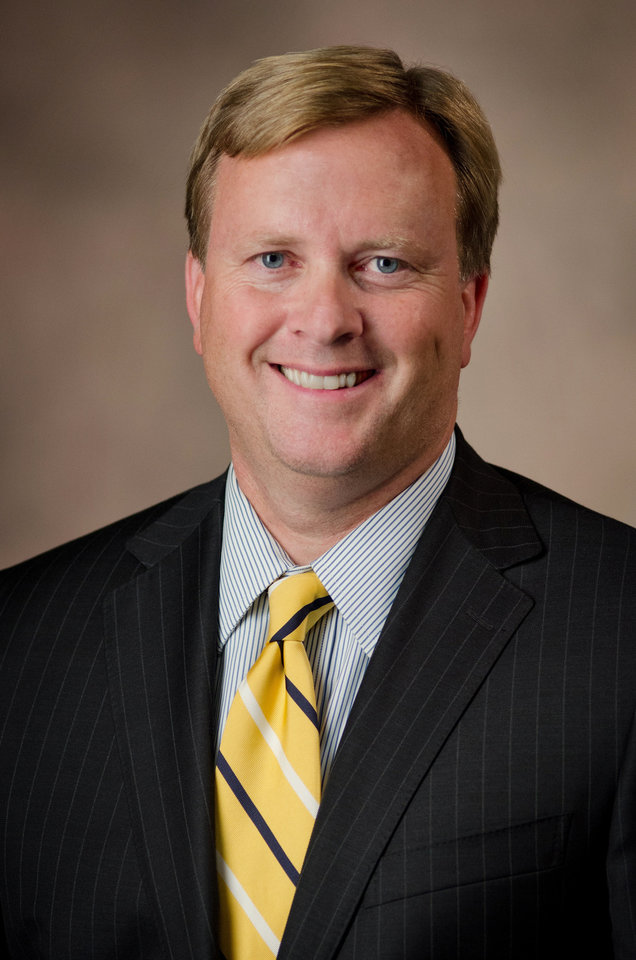James R. Webb has been promoted to executive vice president at Chesapeake Energy Corp. <strong> - provided</strong>