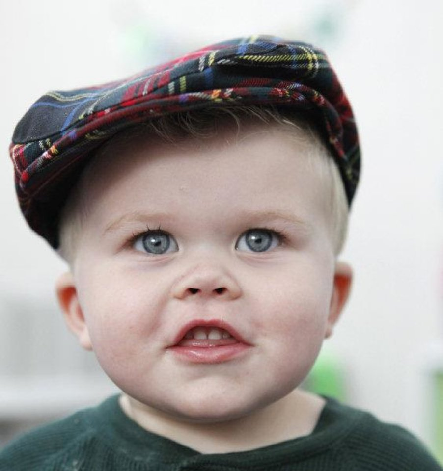 Preston Smithson The 2-year-old has severe food allergies.