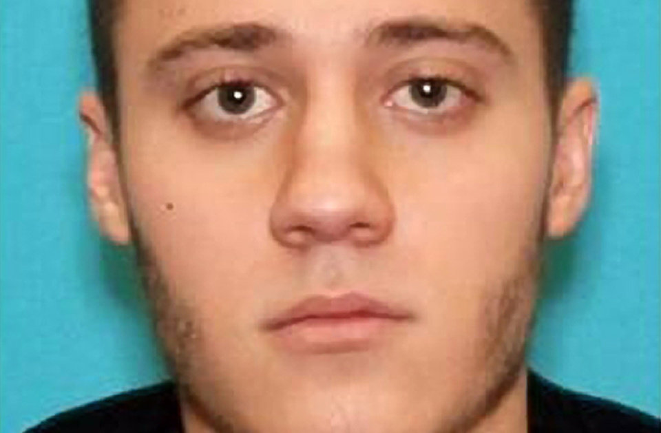 Photo - This photo provided by the FBI shows Paul Ciancia, 23. Authorities say Ciancia pulled a semi-automatic rifle from a bag and shot his way past a security checkpoint at the airport, killing a security officer and wounding other people. Ciancia was injured in a shootout and taken into custody, police said. (AP Photo/FBI)