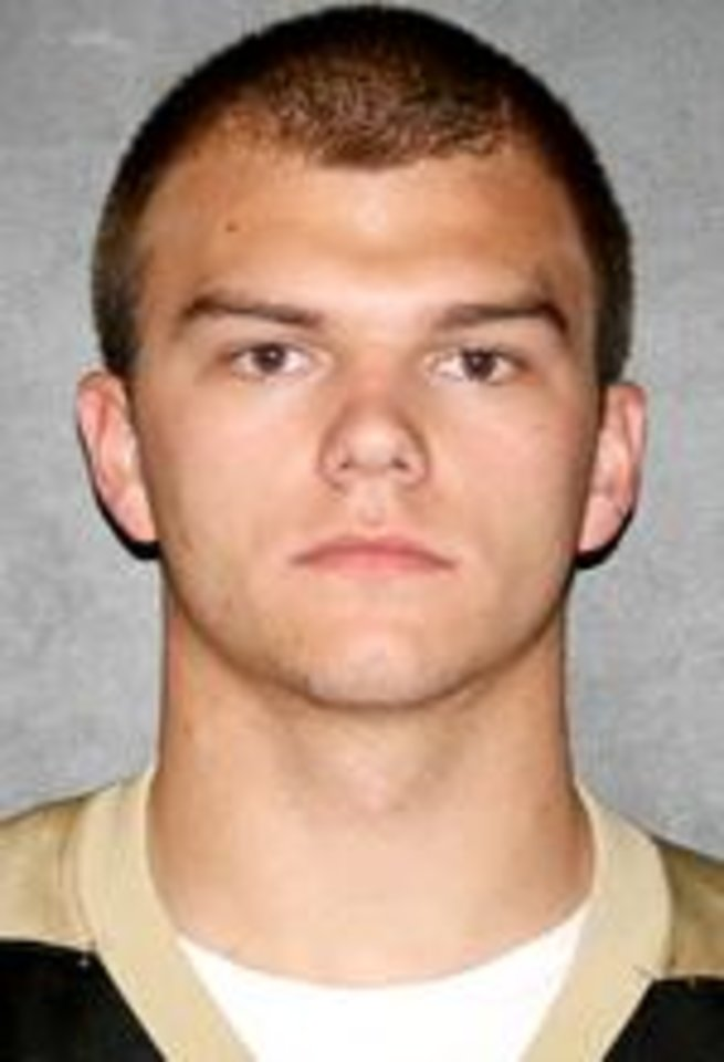 Photo - COLLEGE FOOTBALL RECRUIT WHO COMMITTED TO OU, UNIVERSITY OF OKLAHOMA FOOTBALL PROGRAM:  Marshall Musil