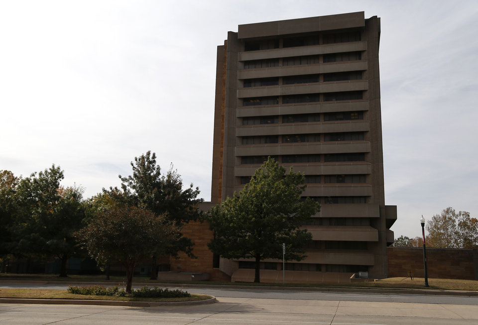 Photo -  The Oklahoma State Health Department is in Oklahoma City. Officials say the department faces a $30 million funding shortfall this year, which could grow if the agency has to repay some funding to the federal government. [Photo by Sarah Phipps, The Oklahoman]