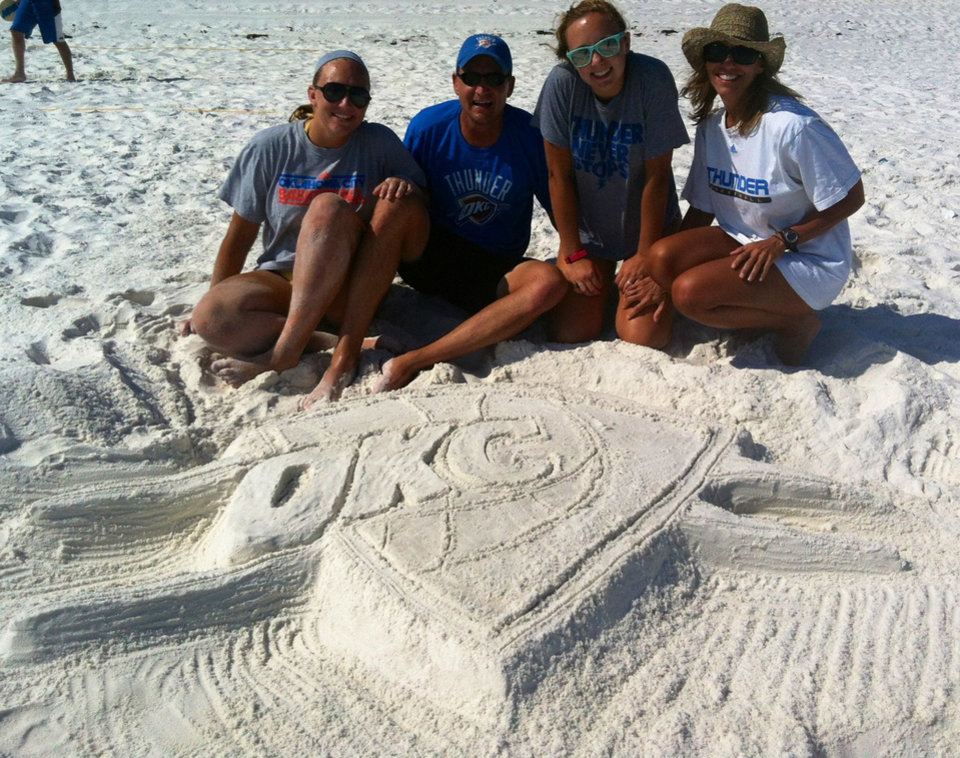 Thunder Up Beach Style!!!