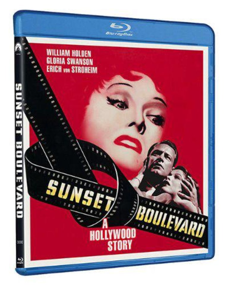 "Photo - ""Sunset  Boulevard"" was relseasd Aug. 10, 1950. It has been digitally  restored,  using a  duplicate  negative  of the  original film."