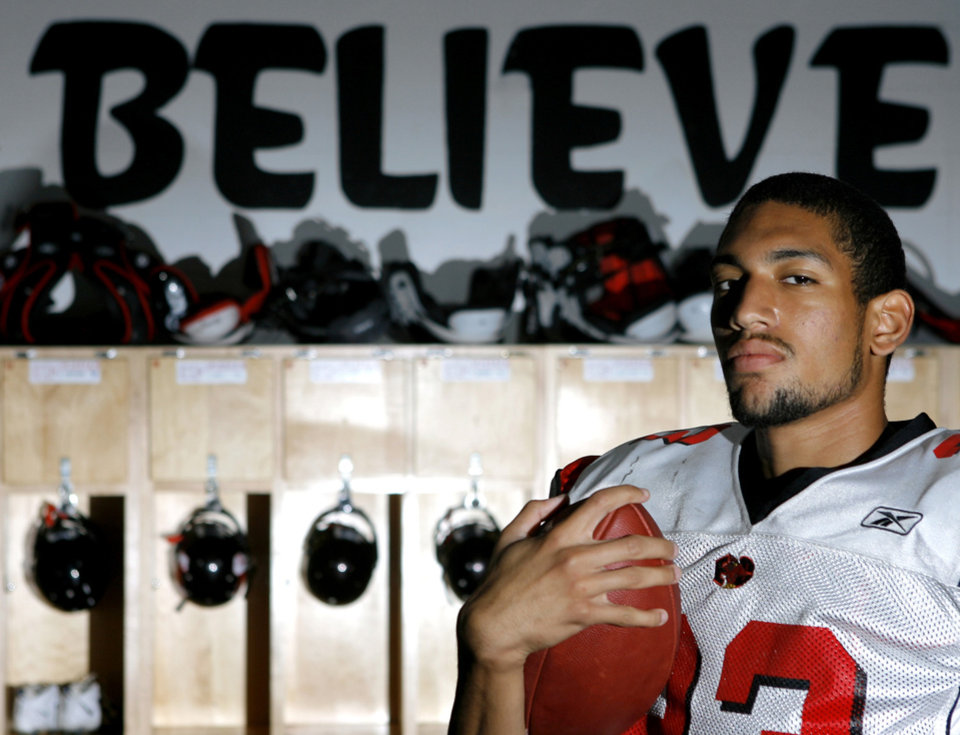 Photo - Tulsa East Central defensive back David Gordon hopes to join Oklahoma State this summer. OKLAHOMAN ARCHIVE PHOTO