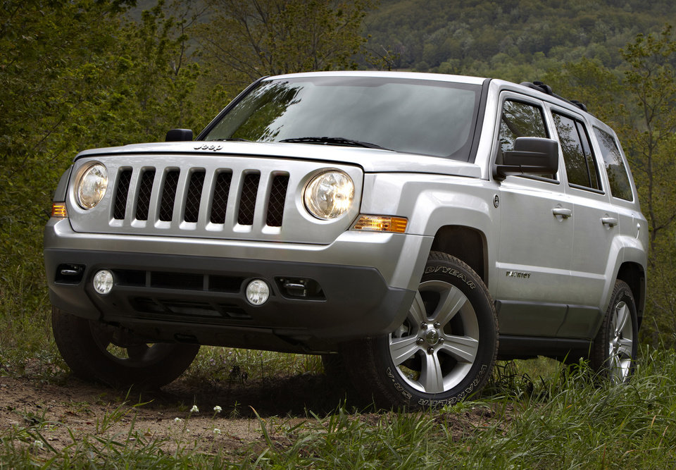 This undated image made available by Chrysler shows the 2013 Jeep Patriot. (AP Photo/Chrysler, AJ Mueller)