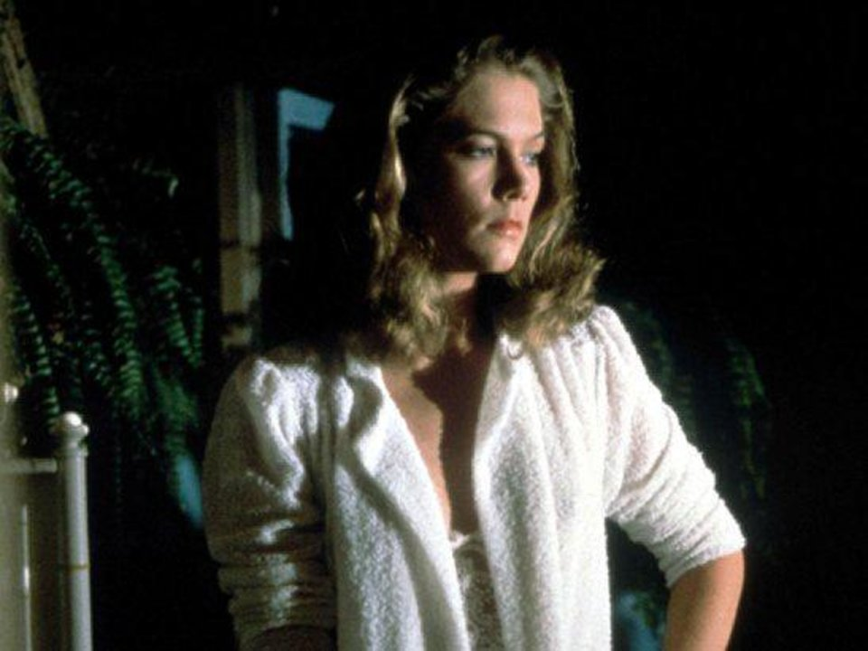 Photo - Kathleen Turner appears in a scene from the neo-noir thriller