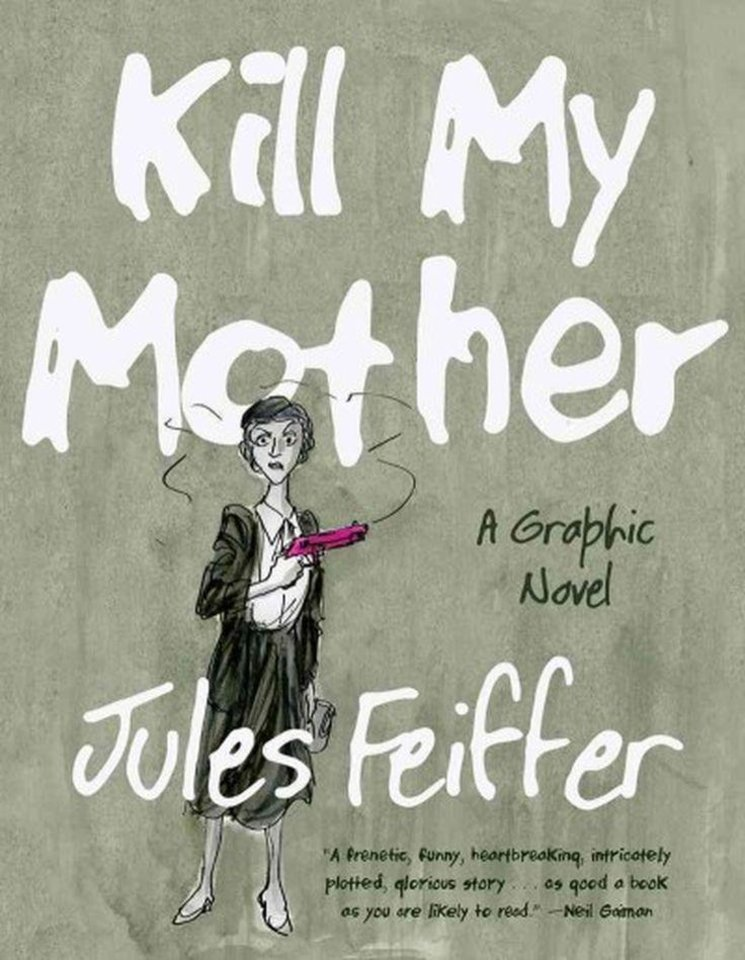 "Photo -  ""Kill My Mother"" (Liveright Publishing)"