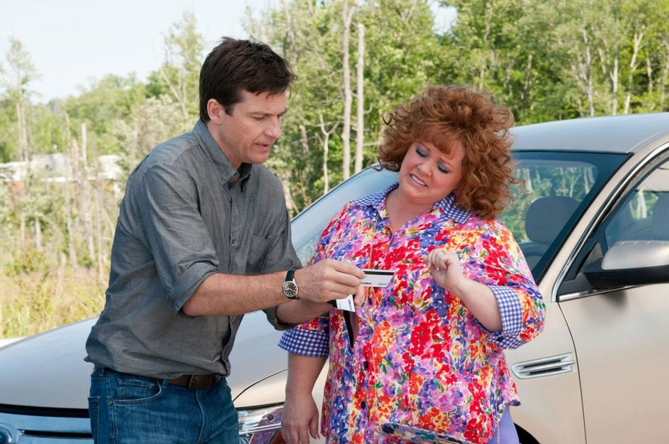 Photo - Jason Bateman and Melissa McCarthy co-star in