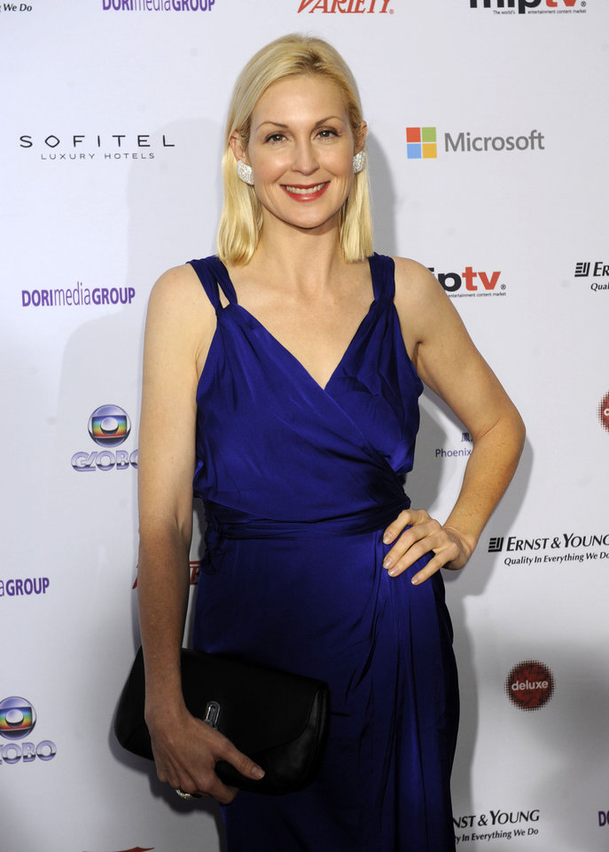 Photo -   Actress Kelly Rutherford from