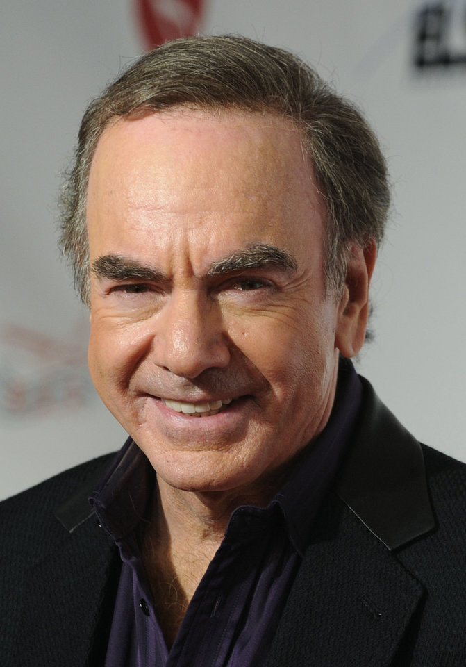 Neil Diamond <strong>Chris Pizzello</strong>