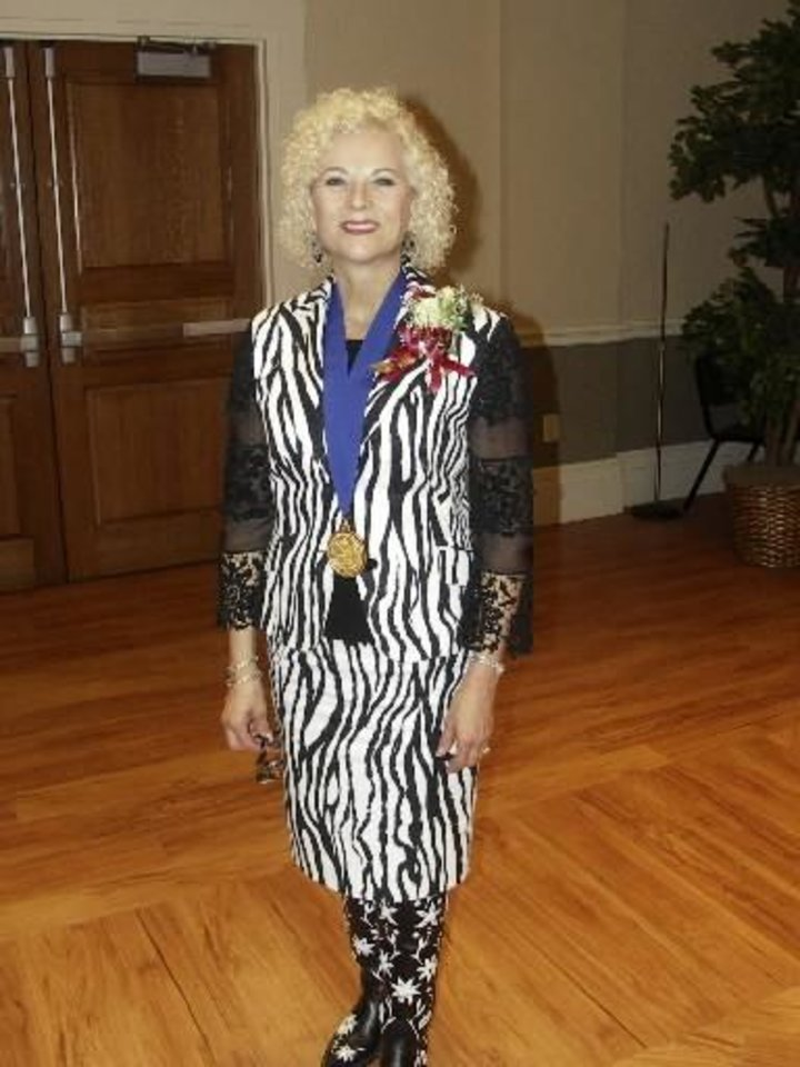 Saundra Naifeh is seen in this file photo.