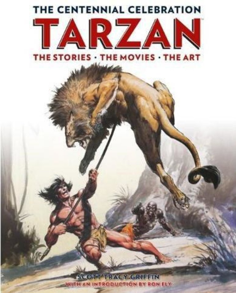 """Tarzan: The Centennial Celebration."" Titan"