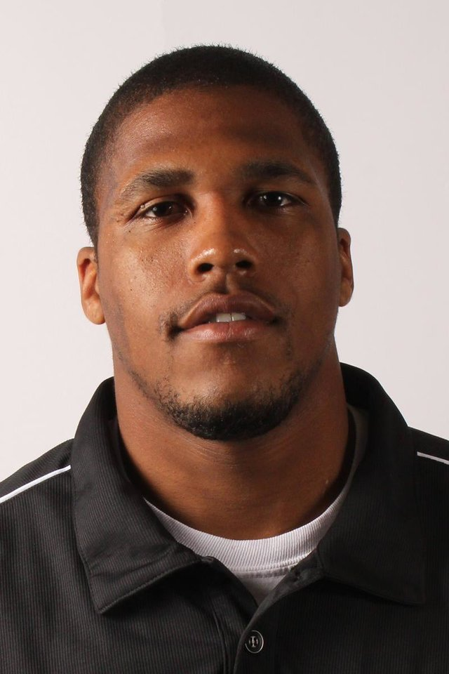 Armonty Bryant, East Central DE. Photo provided by East Central University.