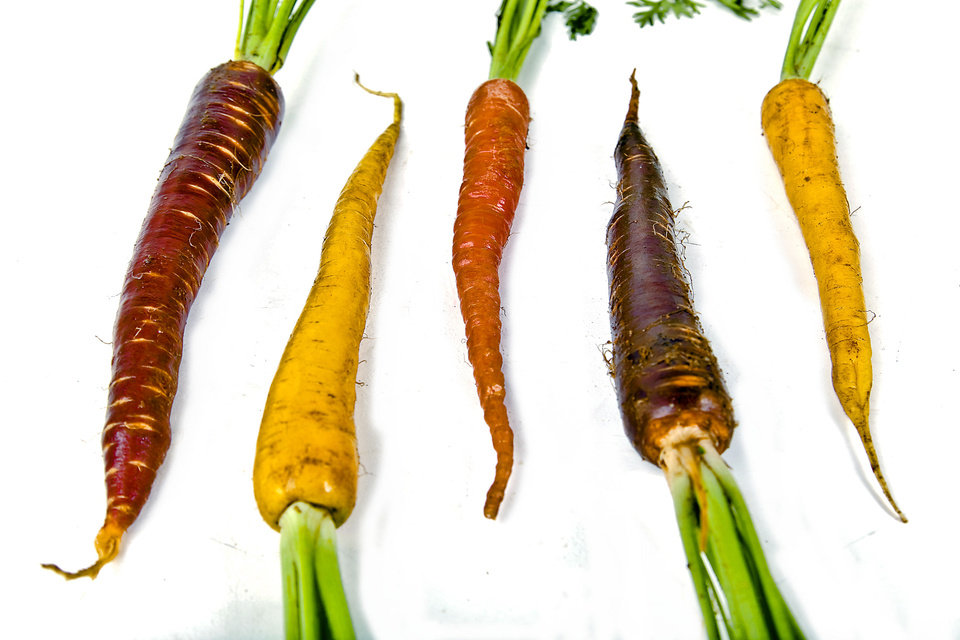 Carrots. Photo by Chris Landsberger, The Oklahoman <strong>CHRIS LANDSBERGER</strong>