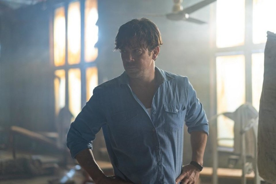 Photo - Christian Kane stars in the new series