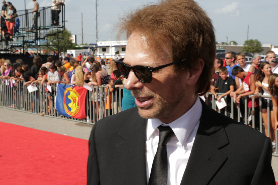 Photo - Jerry Bruckheimer at the Lawton premiere of
