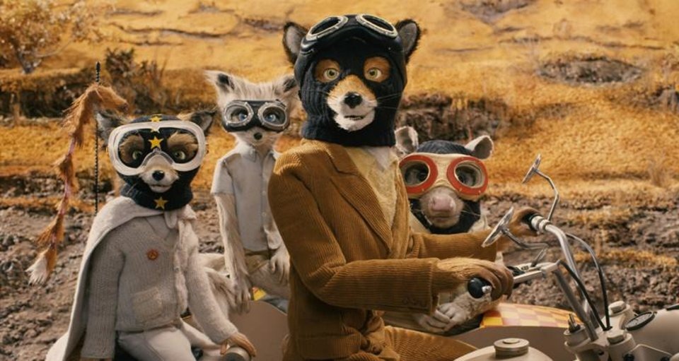Photo - Fantastic Mr. Fox. 2009. USA. Directed by Wes Anderson. Photo provided by OKCMOA.