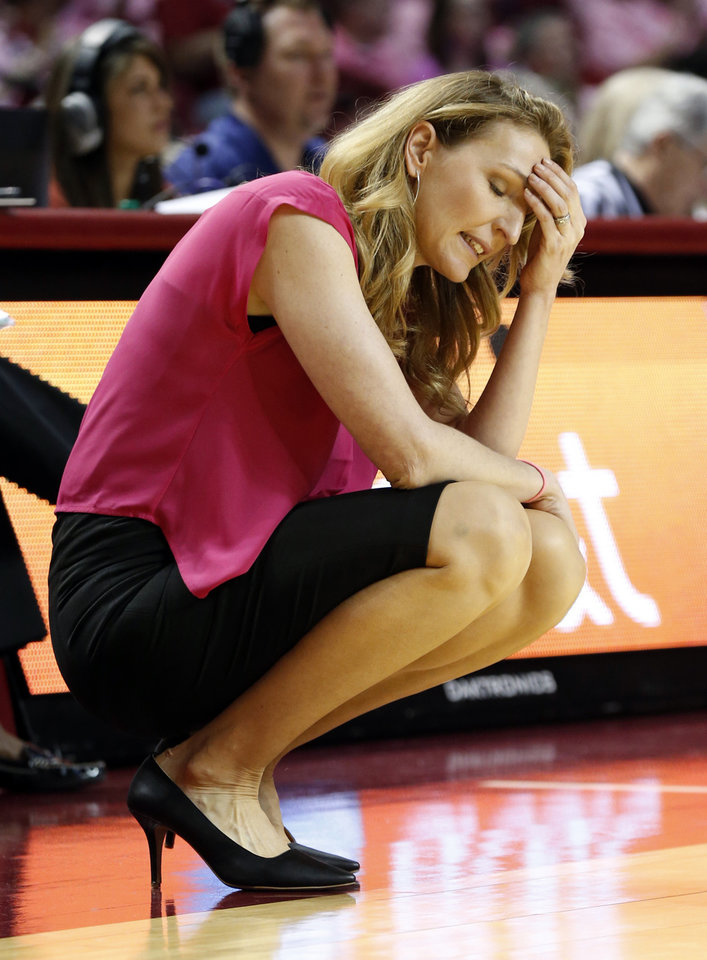 Oklahoma women's basketball: Sooners bounce back with rout ...