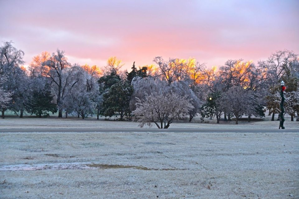 Frost photo by Jay Hirsch