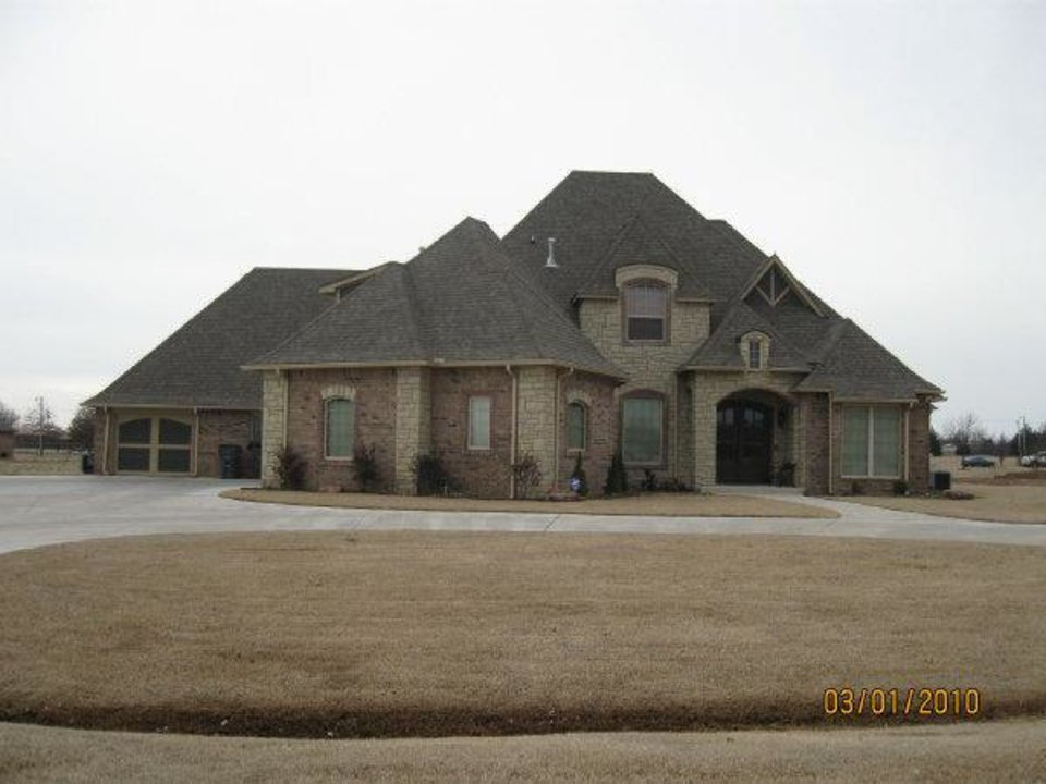 Oklahoma County District Judge Tammy Bass-LeSure and her husband own this $456,072 home in northeast Oklahoma City.   <strong></strong>