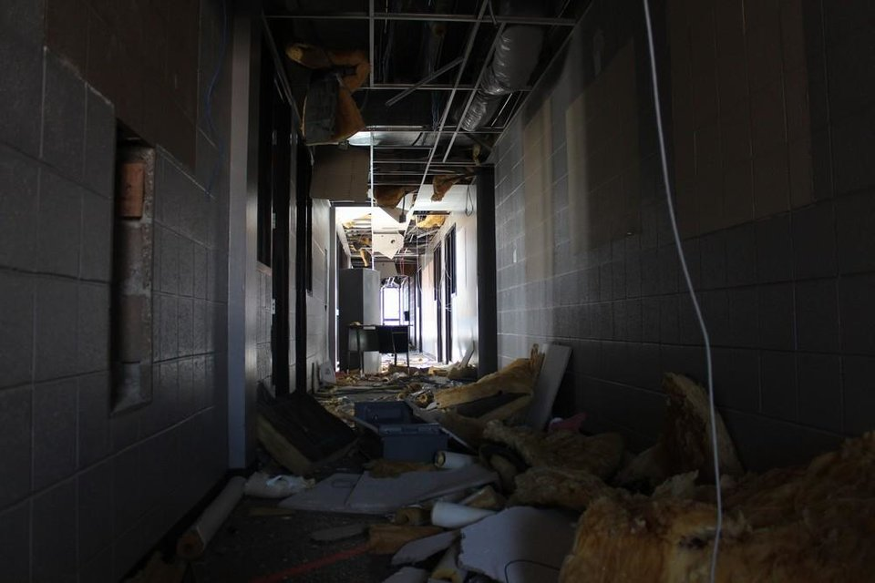 Photo - L.E. Rader Juvenile Detention Center. Photo by Abandoned Oklahoma