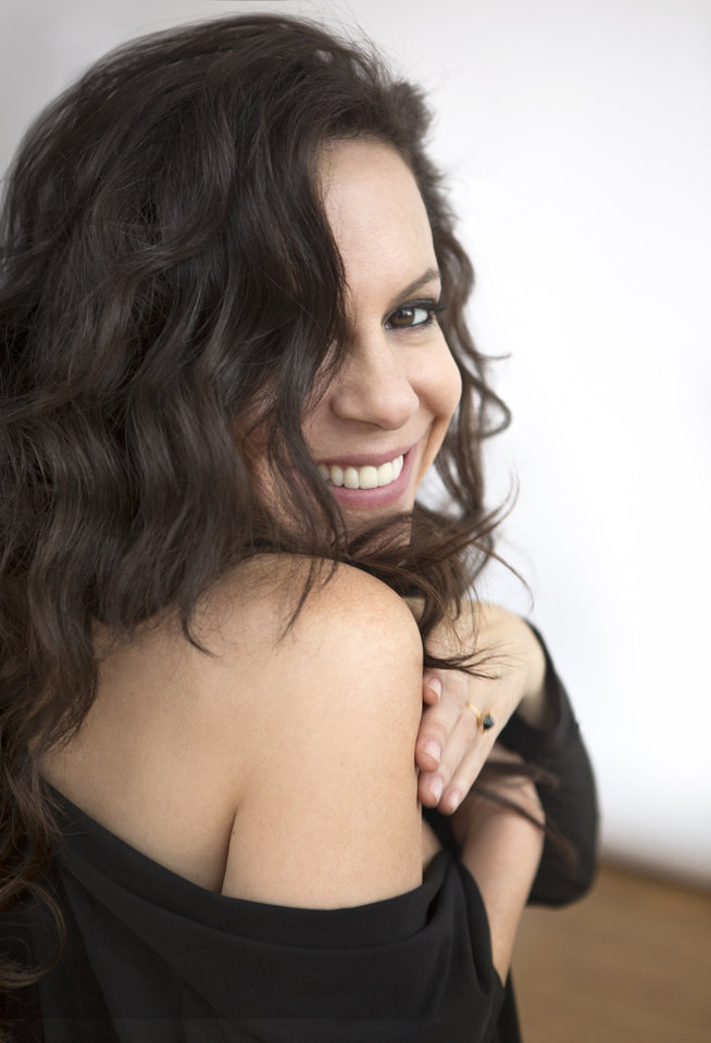 Photo - This undated image released by Brasil Summerfest shows Bebel Gilberto, daughter of bossa nova giant Joao Gilberto, who will perform at the fourth annual Brasil Summerfest in New York. Beginning Friday, July 18, nearly 20 acts representing a cross section of Brazilian popular music will play at venues across the city. (AP Photo/Brasil Summerfest, Harper Smith)
