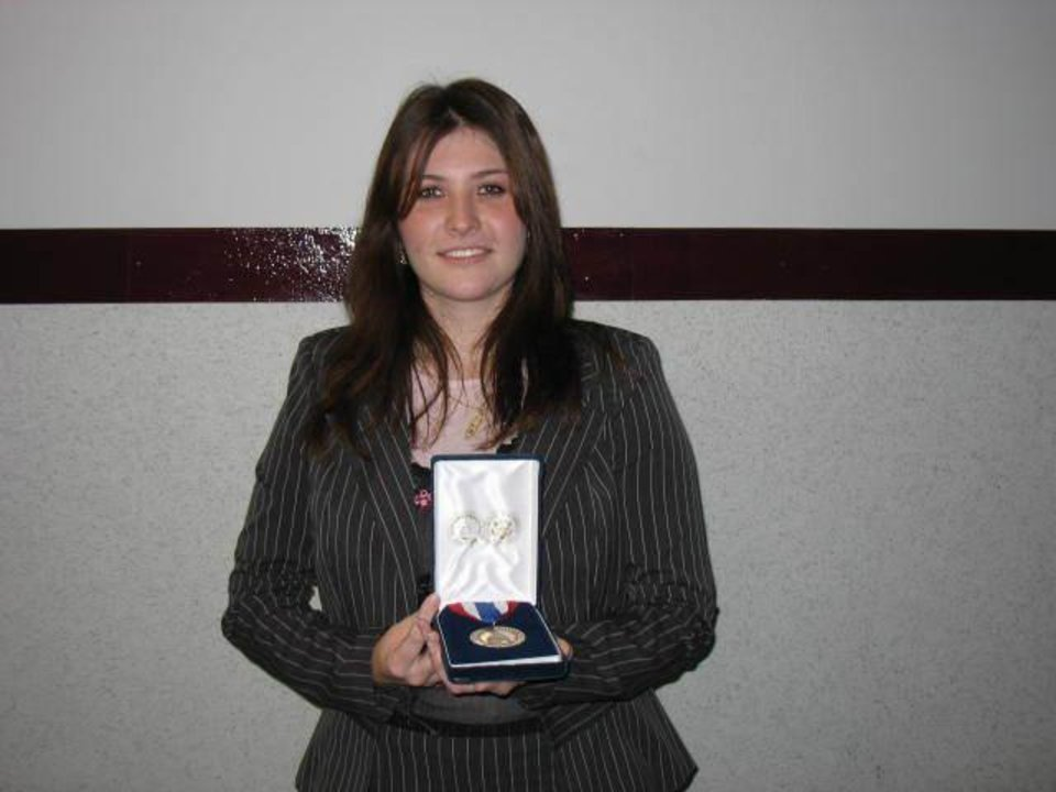 Lianna Phillips earns Congressional Award<br/><b>Community Photo By:</b> Donna Phillips<br/><b>Submitted By:</b> Charles,