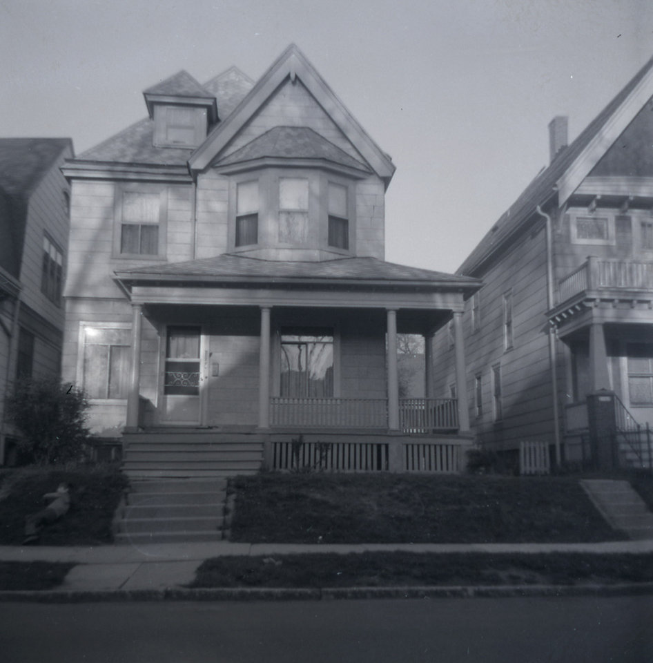 This undated family photo shows the home of Donna Willing. Donna was raped and strangled in 1970. Police have identified Donna Willing\'s childhood neighbor as the alleged killer: 73-year-old Robert Hill. He's been in prison for other sexual assaults of children. The biological evidence in Donna Willing's case was lost or destroyed, and prosecutors are using Wisconsin\'s sex offender law to possibly keep him in custody indefinitely. They hope to prove Hill is a sexually violent person during a Monday, Nov. 19, 2012 hearing. (AP Photo/Family Photo via Milwaukee Journal-Sentinel)