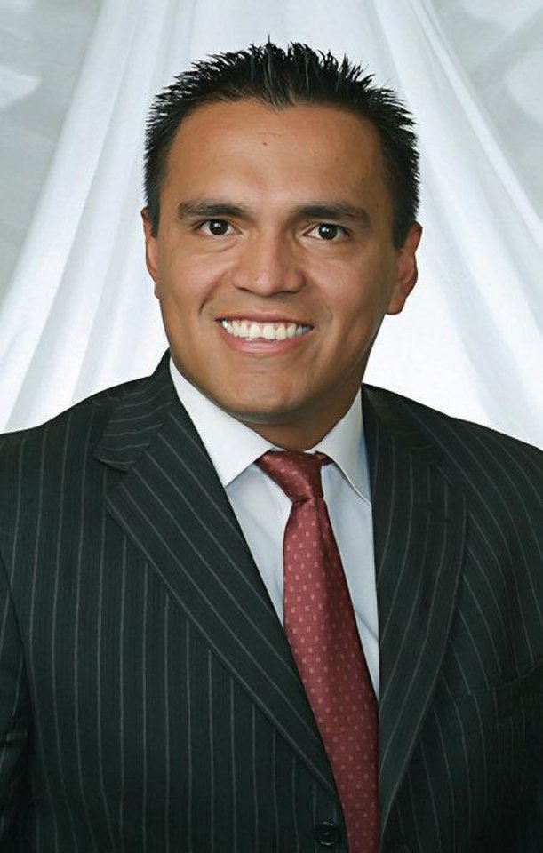 Edwin Amaya, founder of the Smile Colombia Foundation <strong> - PROVIDED</strong>