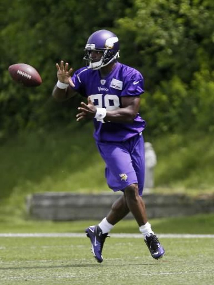 Adrian Peterson (AP photo)