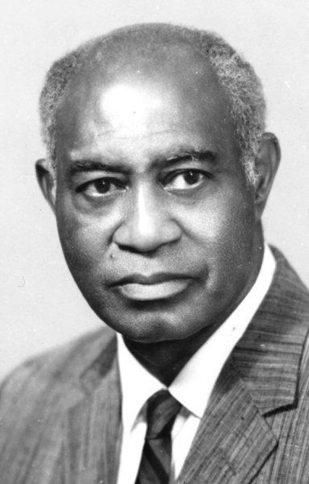Melvin B. Tolson <strong>UNKNOWN - The Oklahoman Archives</strong>