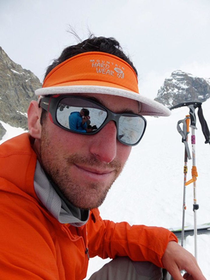 Photo - In this undated photo provided by Alpine Ascents International, climbing guide Eitan Green is photographed. Green is believed to be one  of the six climbers who likely plummeted to their deaths high on snow-capped Mount Rainier in Washington state. (AP Photo/Courtesy Alpine Ascents International)
