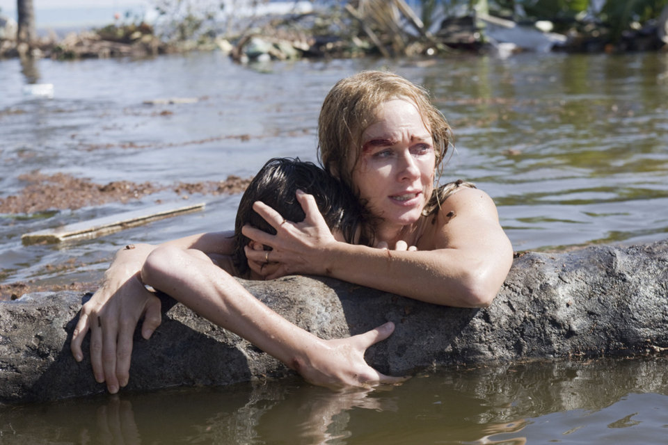 "This image released by Summit Entertainment shows Naomi Watts in a scene from ""The Impossible."" Watts is nominated for a Golden Globe for best actress in a drama for her role in the film. The 70th annual Golden Globe Awards will be Jan. 13.  (AP Photo/Summit Entertainment, Jose Haro) <strong>JOSE HARO - AP</strong>"