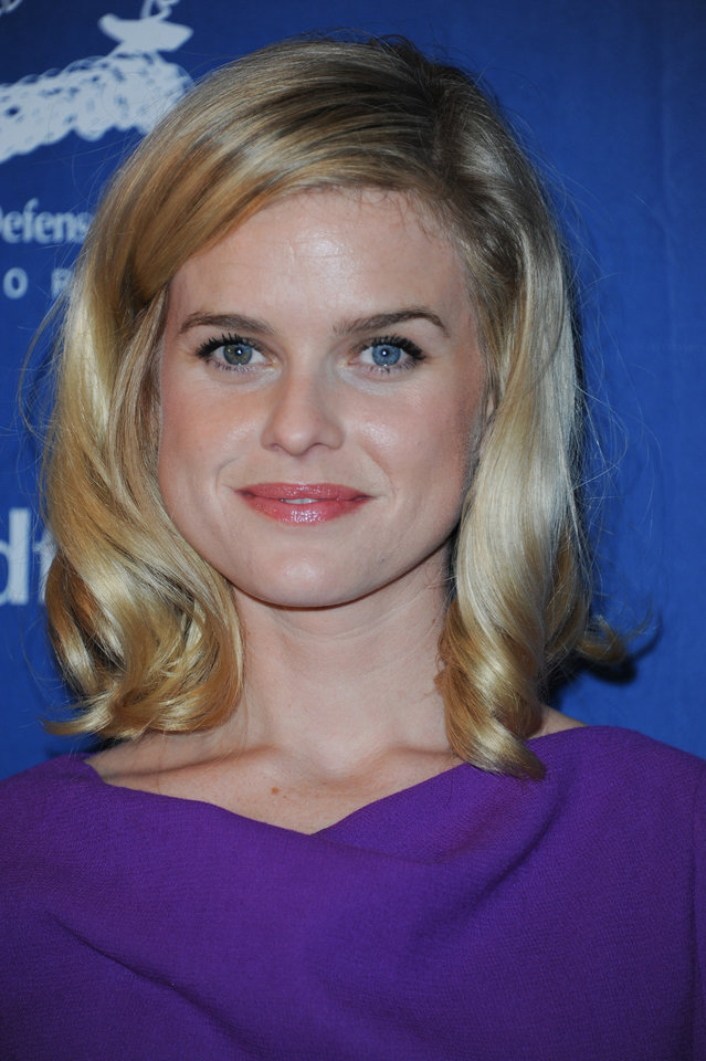 Alice Eve (AP)