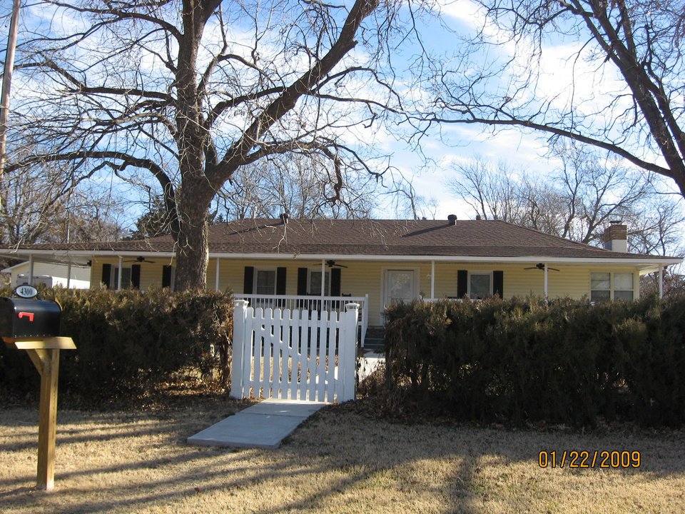 Photo - This $298,000 home at 4300 Memory Lane in Oklahoma City also is listed on a county notice as being subject to federal forfeiture proceedings. The home is listed in county records as owned by Dryden Mitchell, son of Teddy Mitchell.  Oklahoma County assessor - Oklahoma County assessor