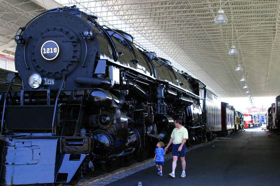 The Virginia Museum of Transportation   Photo provided <strong>Photo provided</strong>
