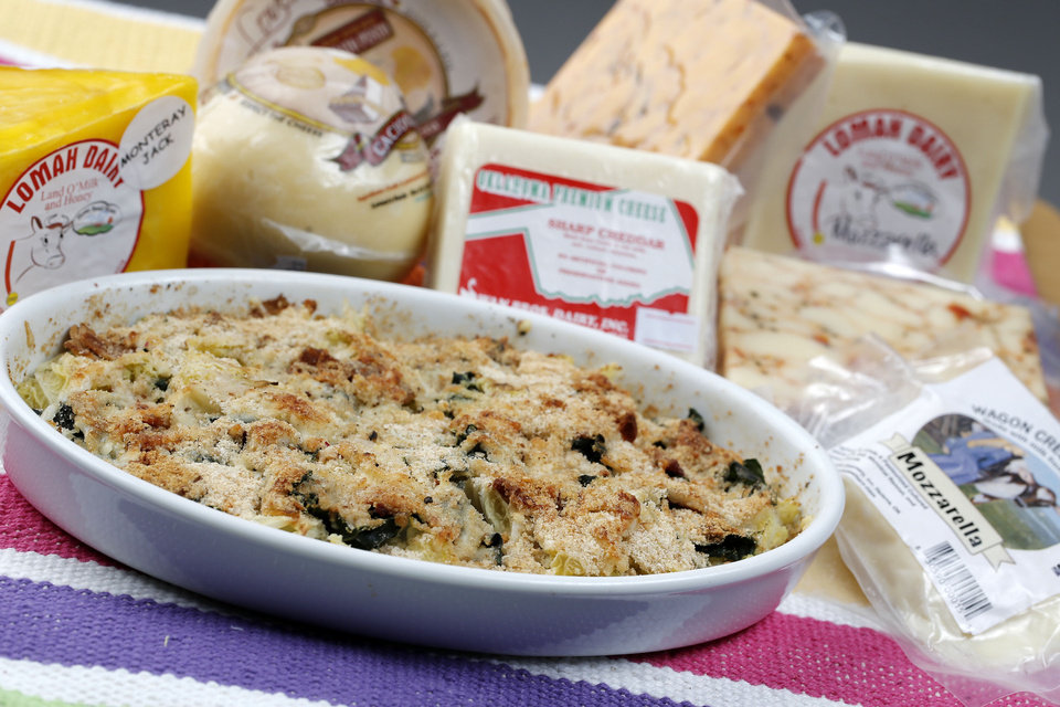 Oklahoma cheeses for Sherrel Jones\' Oklahoma Table column, Friday, January 4, 2013. Photo by Doug Hoke, The Oklahoman
