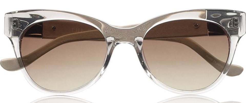 Photo - A few chic ways to accessorize this Fourth of July include The Row cat eye acetate sunglasses, $445. (Courtesy Net-a-porter.com via Los Angeles/MCT)