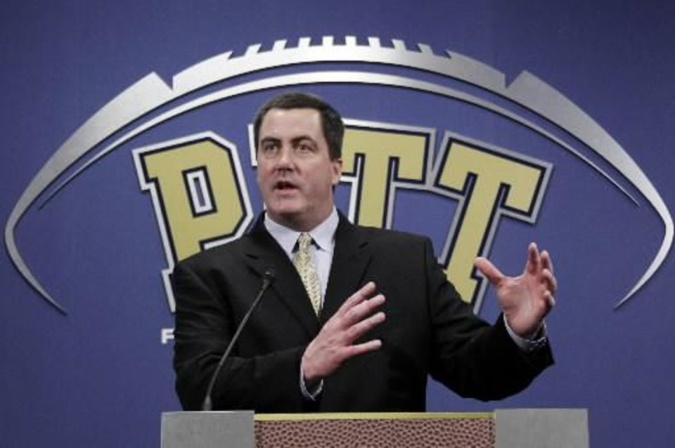 <b>4. PAUL CHRYST, PITT</b> <br />  Paul Chryst replaces Todd Graham. Rarely does a school whose coach resigned to go elsewhere (Graham went to Arizona State) get a major upgrade. But Pittsburgh probably did. Chryst was an excellent offensive coordinator at Wisconsin. The Panthers are much better off.