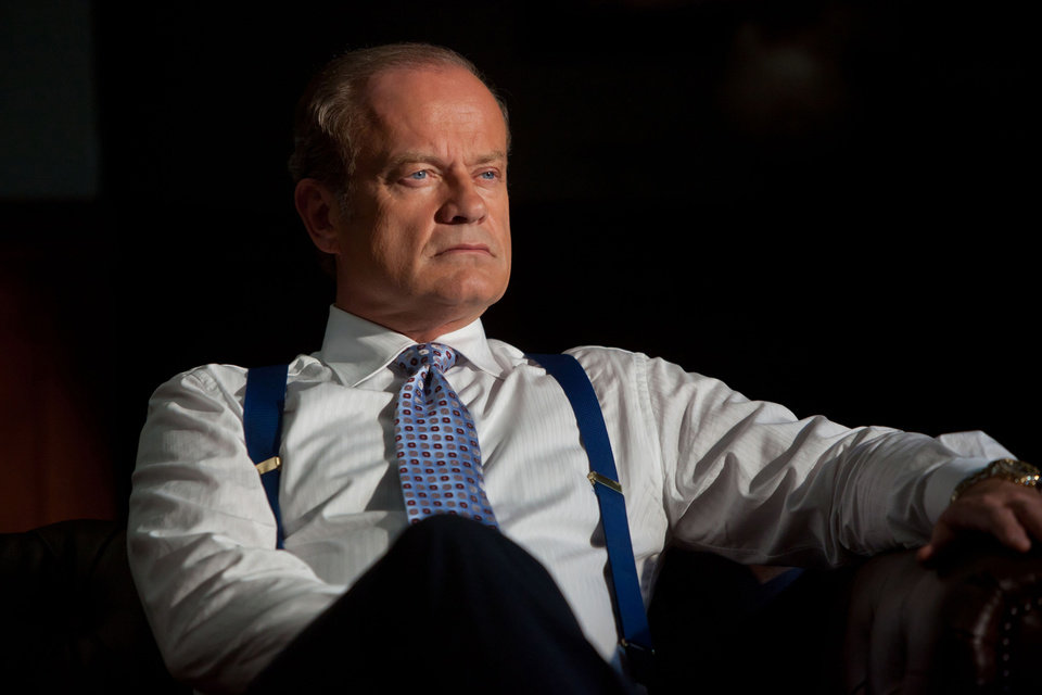 "Photo -  Kelsey Grammer stars in ""Boss"" - Starz Photo"