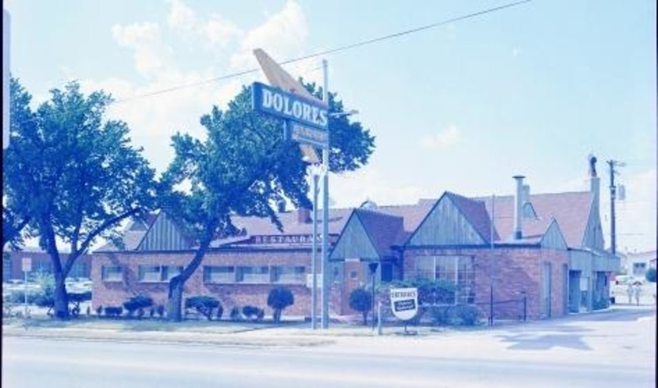 Photo -  The iconic Dolores Restaurant in Oklahoma City was home to Comeback Sauce, which served a number of restaurants well for decades. [Photo courtesy Oklahoma History Center]