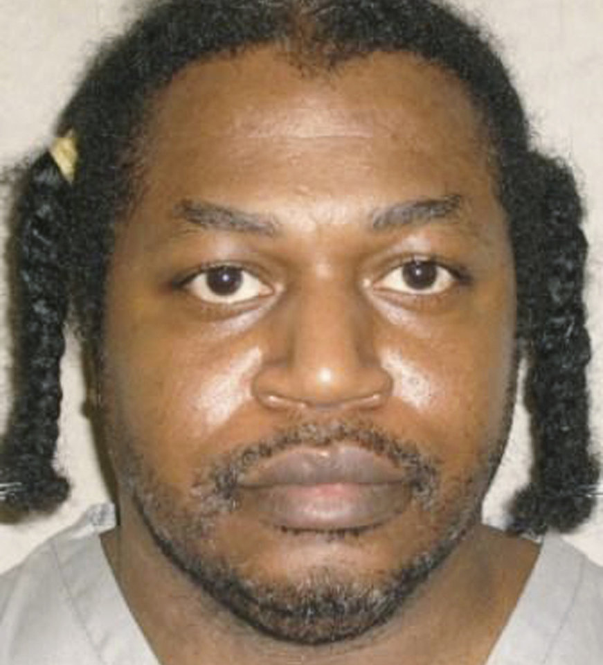 Photo -                                                          Charles Frederick Warner                                      The death row inmate is set to die by lethal injection at 6 p.m. Thursday.
