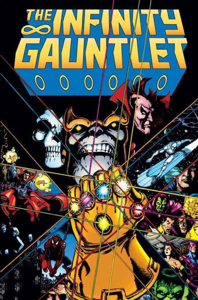 Photo - The cover for the trade paperback collection of