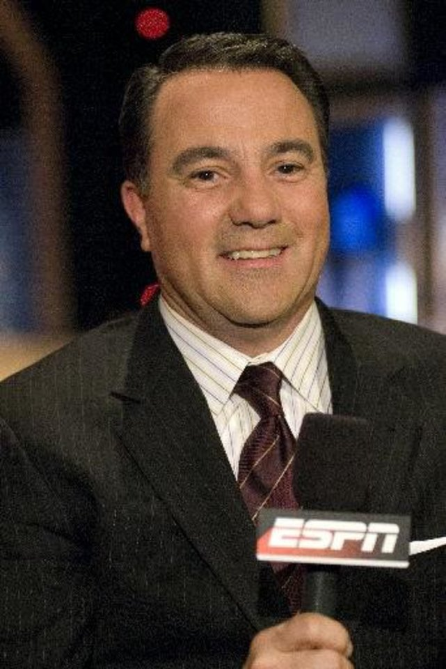 Fran Fraschilla, ESPN college basketball analyst. PHOTO PROVIDED <strong></strong>
