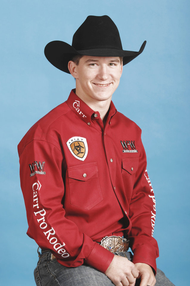 Photo -  Porum's Justin McDaniel will become the eighth person inducted into the IFYR's Hall of Fame. Photo provided   Provided