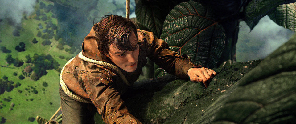 "This film image released by Warner Bros. Pictures shows Nicholas Hoult in a scene from ""Jack the Giant Slayer."" (AP Photo/Warner Bros. Pictures) ORG XMIT: NYET856"