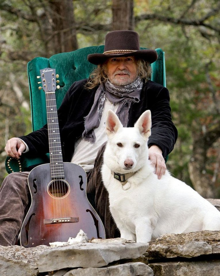 Oklahoma-Texas singer-songwriter Ray Wylie Hubbard. Photo provided. <strong></strong>