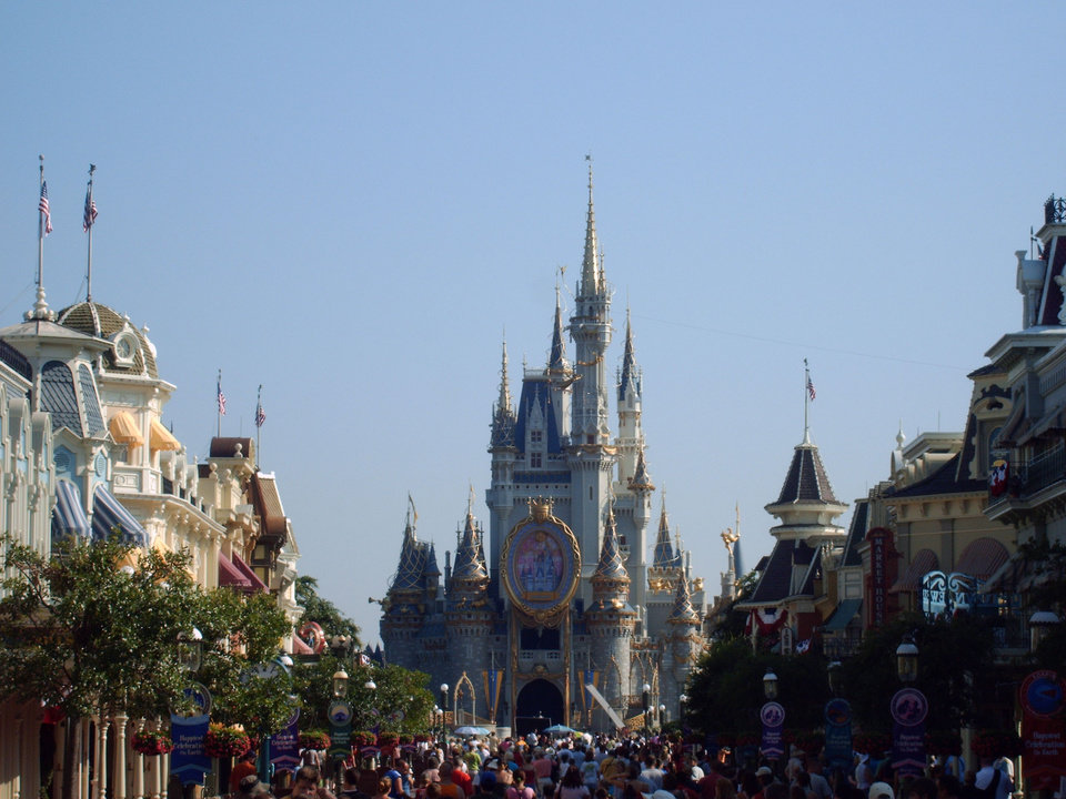 Disney castle of course<br/><b>Community Photo By:</b> JOE Deviney<br/><b>Submitted By:</b> Tama, Midwest