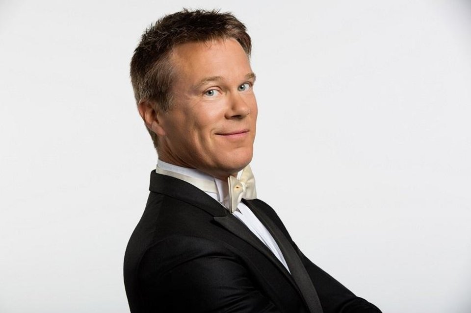 Photo - Alexander Mickelthwate is entering his second season as music director for the Oklahoma City Philharmonic. [Photo provided]