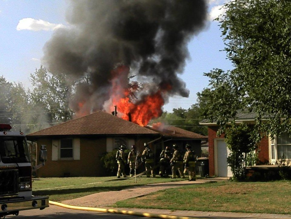 Photo - FW: 09/11/2011 Village Fire